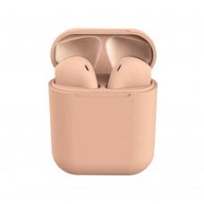 InPods 12 Bluetooth belaidės ausinės, rožinės