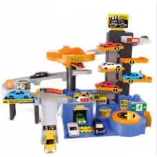 Žaislinė stovėjimo aikštelė, OC100