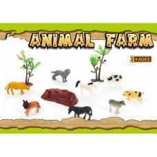 """""""Laukiniai gyvūnai"""" žaisliukų rinkinys T20109"""