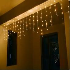 """300 LED Kalėdinė girlianda """"Varvekliai"""", ilgis 11m., šilta šviesa"""