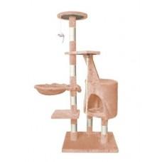 Draskyklė katėms 118cm, kreminė (UA-03 Beige)