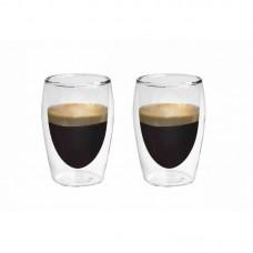 Stiklinės su dvigubomis sienelėmis Boral Espresso-Set (2vnt.) L19008