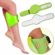 Efektyvus kraujo apytaką gerinantis ir skausmą malšinantis kojų masažuoklis