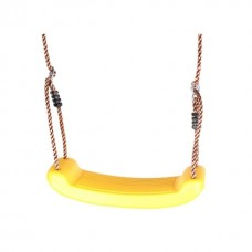 Plastikinės supynės - geltonos