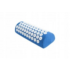 Masažinė akupresūros pagalvė SIX7FIT, mėlyna