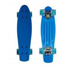 Vaikiška riedlentė Fishboard, 69x19cm, mėlyna