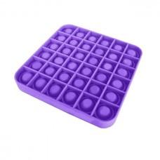 Antistresinis kvadratinis kilimėlis , violetinis