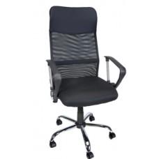 Juoda biuro kėdė VANGALOO
