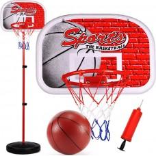 Vaikiškas krepšinio žaidimo rinkinys